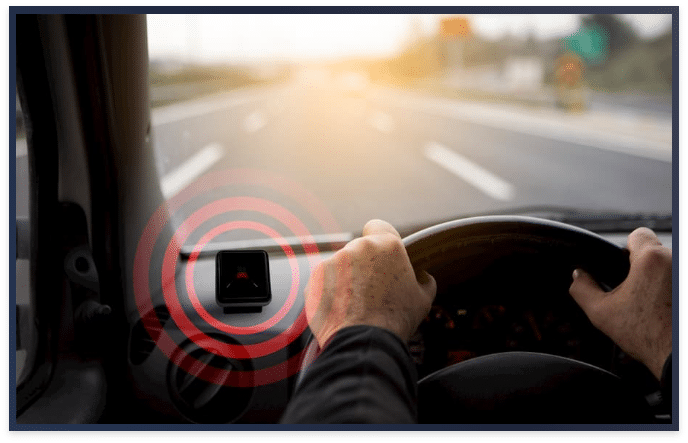 In-Cab Alerts for Drivers